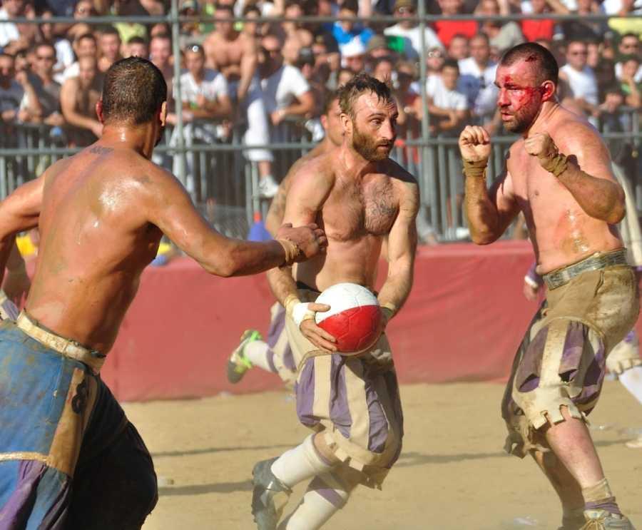 Calcio Fiorentino Injury Awaits Calcio Fiorentino