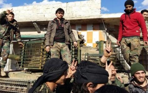 Trouble in Aleppo