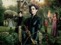 Miss Peregine's Home for Peculiar Children Movie Review