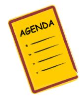 9th Grade Student Council Agenda
