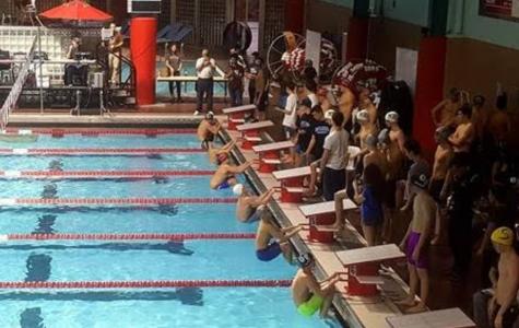 Varsity Swimming Update #2