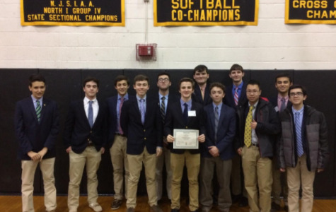 OP's Model UN Enters First Conference