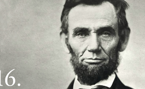 Abraham Lincoln's 208th Birthday