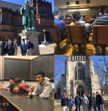 Quiz Bowl Ends Season at Princeton