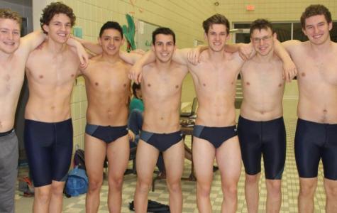 Varsity Swimming Update #3