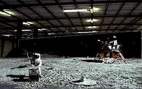 NASA Faked the Moon Landing