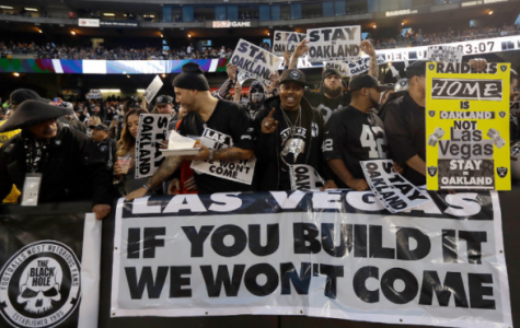 Oakland Raiders Moving to Las Vegas