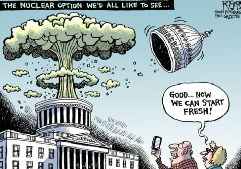 The Implications of the Nuclear Option