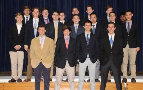Saint Philip Neri Club Jefferson Service Award