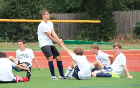 JV Soccer Loses to Union Catholic