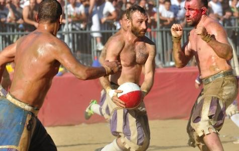 Danger Awaits: Calcio Fiorentino