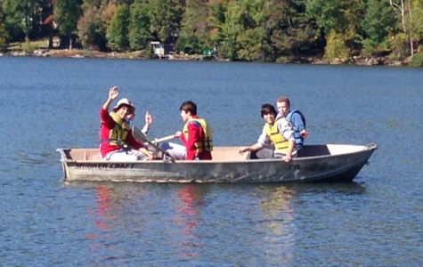 9th Grade Boating, Survival at Fairview Lake