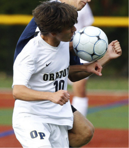 Oratory Going to County Quarterfinals for First Time After 2-0 Win over UC