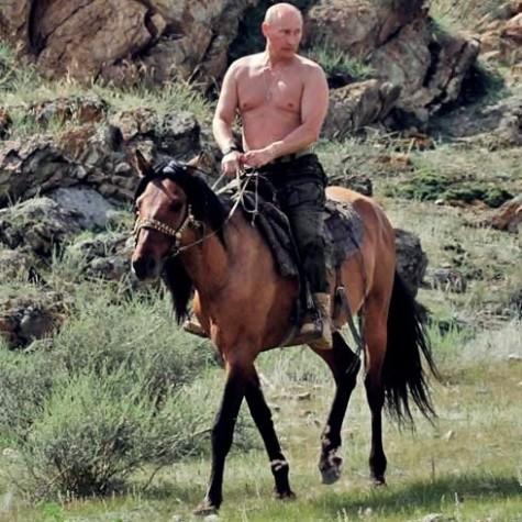 All Hail Tzar Putin!