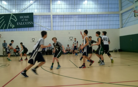 Lower School Basketball Dominates Far Hills