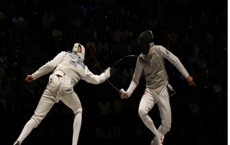 Fencing Team January Update