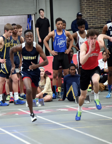 Catching Up With Indoor Track