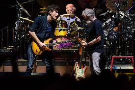 The Grateful Dead at Madison Square Garden