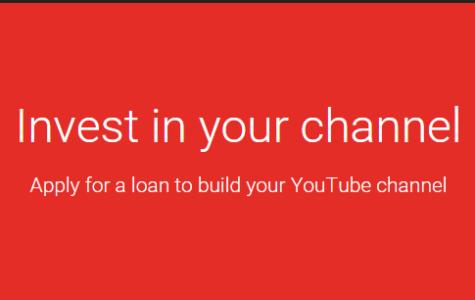 YouTube Loans