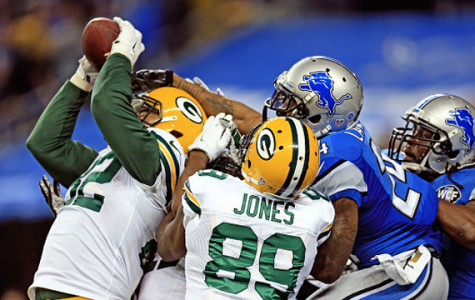 Packers vs. Lions Recap