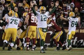Packers V. Redskins Recap