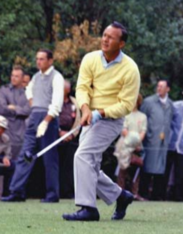 The 'King' of Golf Passes Away