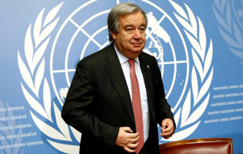 UN Elects New Secretary General with Thoughts from our Model UN Member