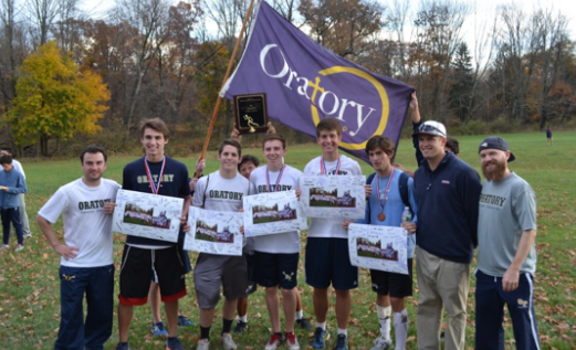 Oratory XC Finishes Historical Season