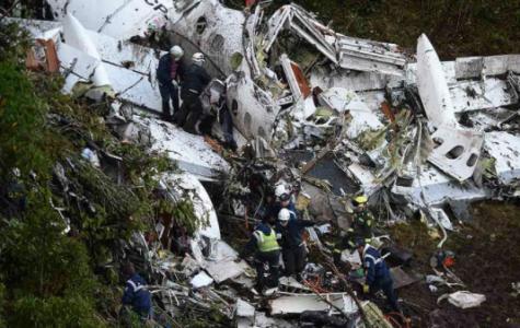 Plane Crash in Colombia, Kills 71