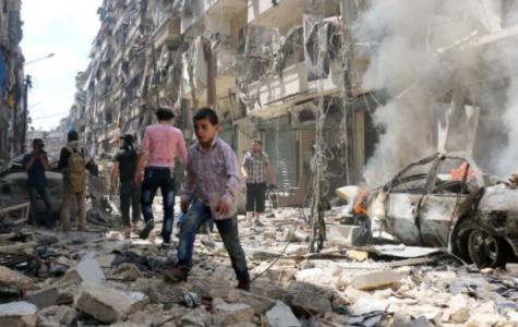 Explaining the Aleppo Conflict