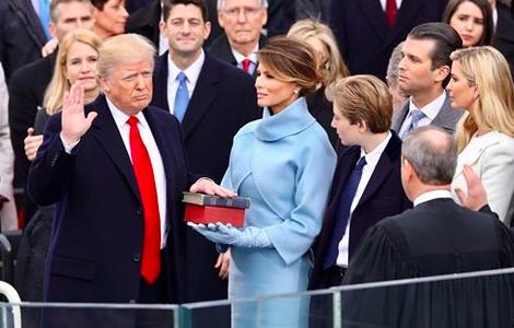 President Trump's First Week