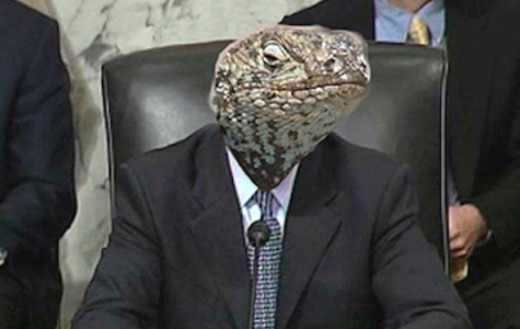 Conspiracy: Lizard People Rule the World