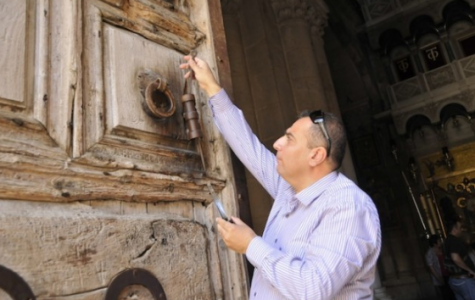 Who Holds the Key to the Church of the Holy Sepulchre?
