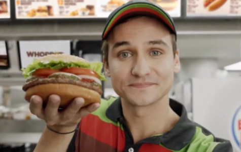Ok Google, What is the Whopper Burger?