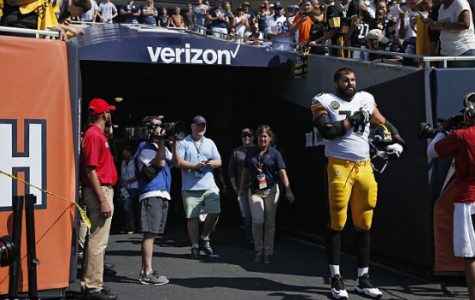 Alejandro Villanueva and the NFL's Anthem Debate