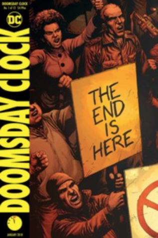 Doomsday Clock Speculation (Spoilers)