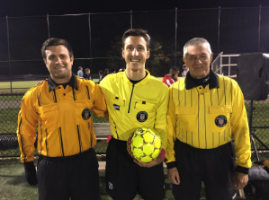 Featured Student/Referee: Joseph D'Angelo