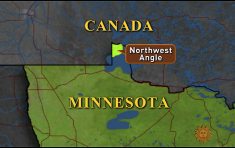 The Intrigue of the Northwest Angle