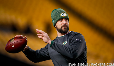 Aaron Rodgers Coming Back?
