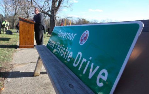"Introducing ""Chris Christie Drive"""