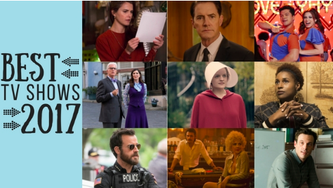 Top 5 TV Shows of 2017