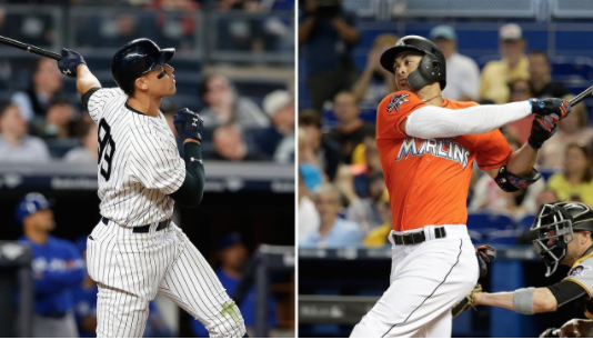 New York's Dynamic Duo: Aaron Judge and Giancarlo Stanton