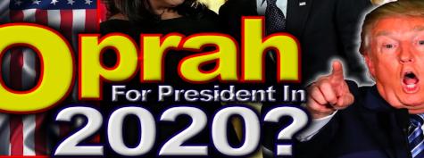 Oprah Winfrey 2020