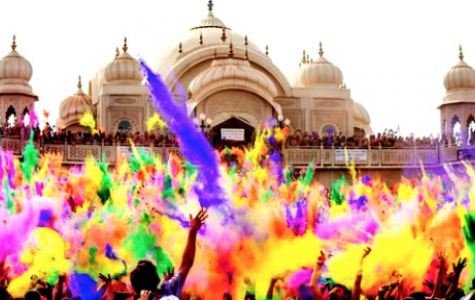 Holi: The Mass American Misconception