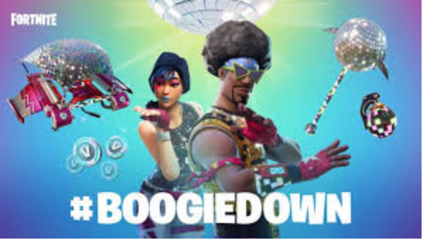 "The Fortnite ""Boogie-Down"""