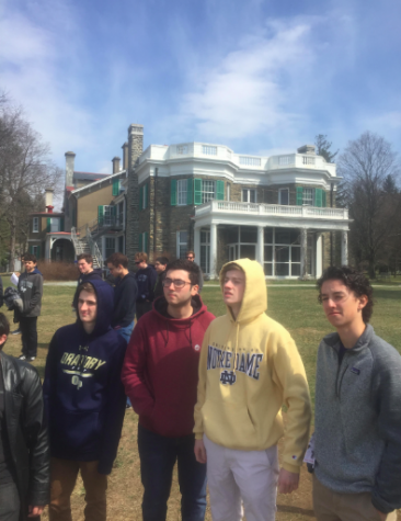 History Club Trip to Hyde Park