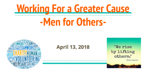 OP Men For Others Assembly