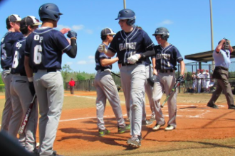 OP Baseball Team Off to Solid Start