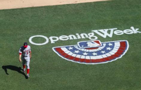 Major League Baseball's Opening Week
