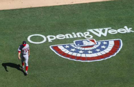 Major League Baseball's Opening Week
